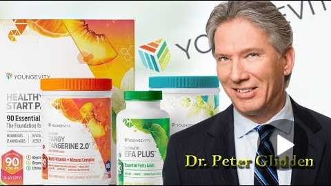 Dr. Peter Glidden Youngevity explains what to products to take for which illness