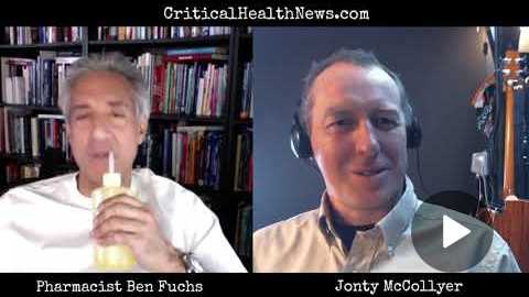 Ben Fuchs: Meditation Is The Best Medication - Critical Health News Broadcast 04/21/2019