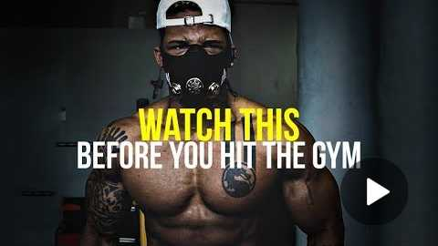 Need Motivation to Workout? WATCH THIS!