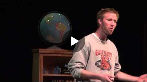 Caring Coaches: Peter Glidden at TEDxGCDS