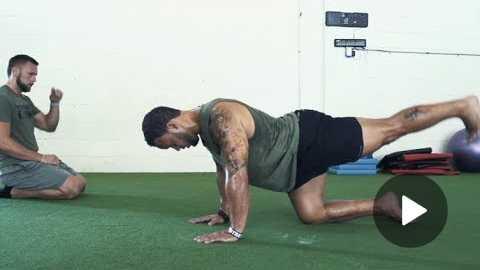 Lower Body Workout w/ Full Lower Leg Mobility Routine ft. Chris Barnard