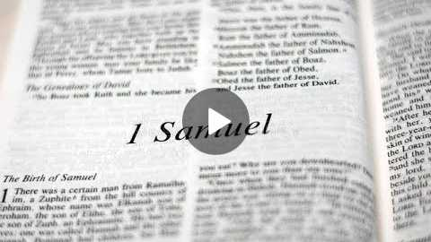 1 Samuel 21 Daily Bible Reading with Paul Nison