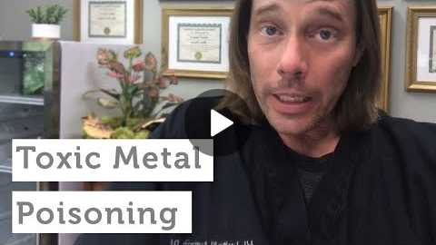 How Do You Get Toxic Metal Poisoning?