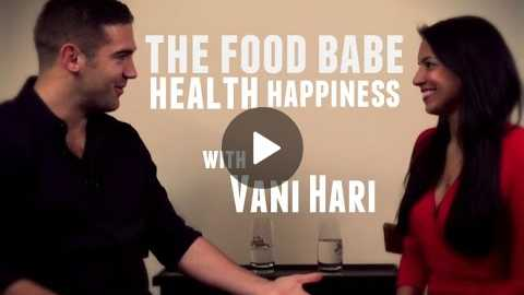 The Food Babe Way with Vani Hari (Health, Happiness and Organic Living)