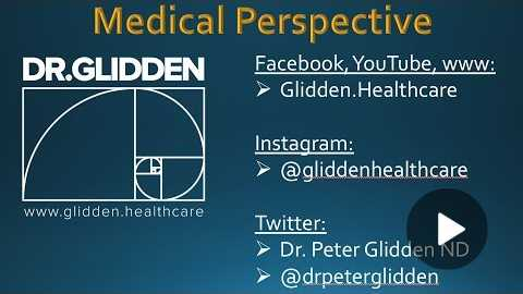 Medical Perspective with Dr. Glidden - Florida Shooting Nutrition Connection