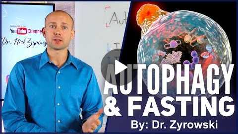 Autophagy And Fasting | Your Health Depends On It
