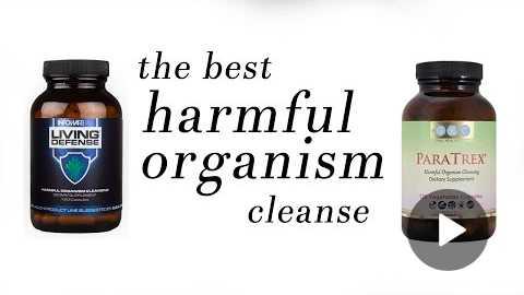 Living Defense & Paratrex - The best parasite cleanse/treatment - Dr. Edward Group