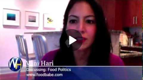 Vani Hari - The Food Babe Interview on Food Politics - The Randy & Christa Show