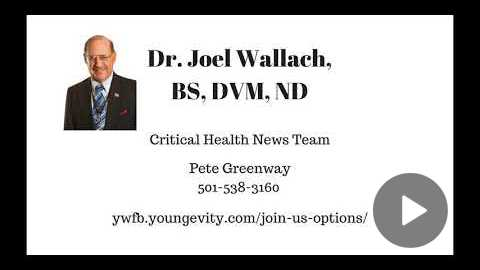 Dr. Joel Wallach with George Noory on C2C AM 3/12/2018