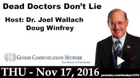 Obamacare Is A Failure [11/17/16] Audio Podcast