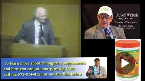 Linus Pauling, Dr Joel Wallach Vitamin C Beyond Tangy Tangerine