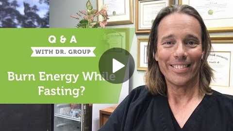 Should You Burn Energy While Fasting?