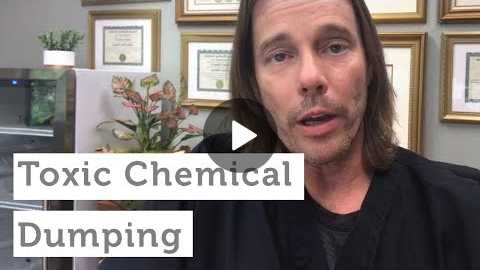 Why Is the Government Allowing Toxic Chemical Dumps?