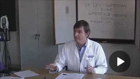 Dr Eric Westman Duke University Ketogenic Diet for Weight Loss and Brain Performance FULL VIDEO