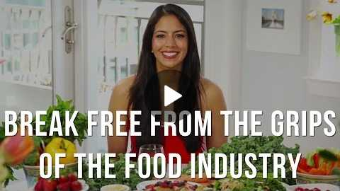 Break Free From The Grips Of The Food Industry: The Food Babe Eating Guide