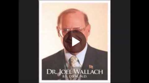 Dr. Joel Wallach - Arthritis & Joint Replacement