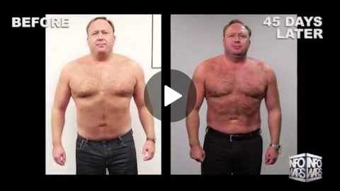 STUNNING VIDEO: Alex Jones Shilling for Bogus 'Health' Products