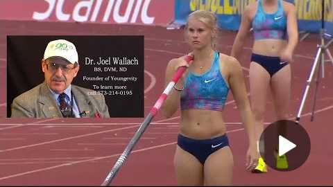 Dr Joel Wallach used Nutrition to Heal Evander Holyfield,Drew Pearson and others