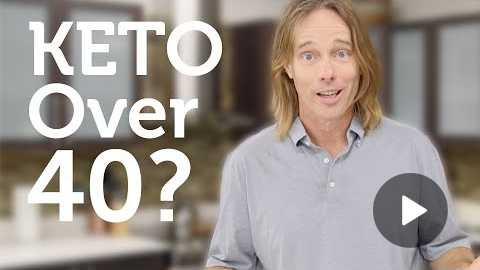 Must-Dos for Keto Over 40
