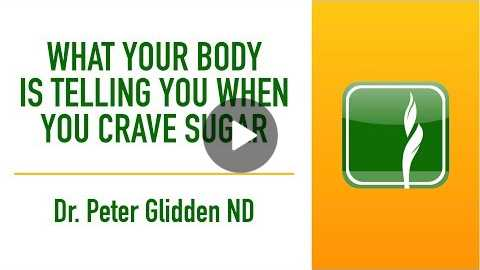 Dr Glidden | Sugar Craving