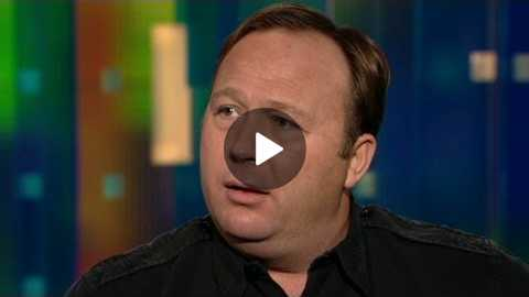 Piers Morgan debates Alex Jones