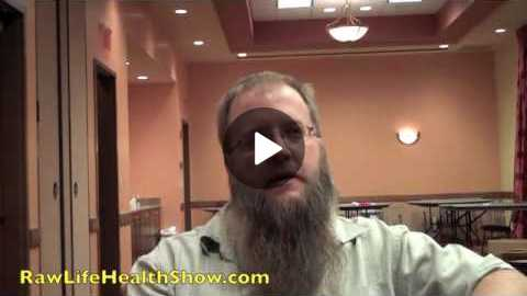How the raw food diet and the end times go together #241