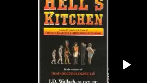 HELL'S KITCHEN - How Weight Loss Really Works! - Dr. Joel Wallach