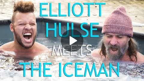 A Day With WIM HOF And ELLIOTT HULSE - Meeting The ICEMAN | Conscious Coincidences