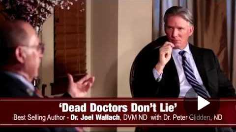 Dr Peter Glidden Interviews Dr Joel Wallach