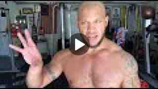 FASTING STRONGMAN + How To Deal With Demons & Cravings