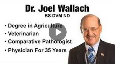 Somebody Should Go To Jail by Dr. Joel Wallach