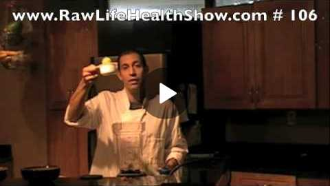 Raw Food Recipe: Really Quick Raw Food Recipe