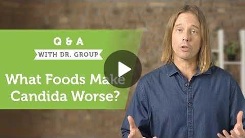 What Foods Make Candida Worse?