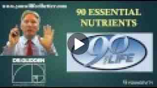 90 Essential Nutrients - Dr. Peter Glidden, ND