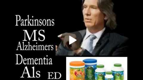 Dr Peter Glidden on MS, ALS, ED, Dementia and more