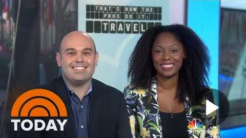 Travel Pros Reveal Their Best Airline Secrets, Tips And Tricks | TODAY